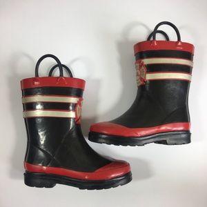 Other - Fireman Rain Boots